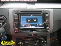 Navigatie Dedicata VW TRANSPORTER 2010 Dvd Gps Carkit Internet NAVD 723V