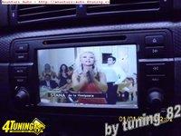 NAVIGATIE DYNAVIN DEDICATA BMW E46 PLATFORMA D99 ANDROID BUTOANE OEM INTERNET 3G