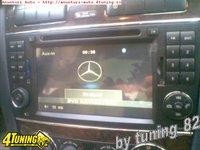 NAVIGATIE DYNAVIN MERCEDES CLK DVD GPS CAR KIT INTERNET 3G TV TUNER USB DIVX