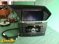 Navigatie originala Comand APS NTG cu DVD pentru Mercedes E w212 CLS W218