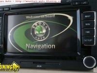 Navigatie originala SKODA columbus RNS 510