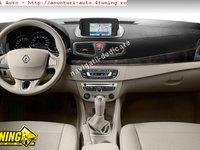 Navigatie RENAULT MEGANE 3 FLUENCE DVD GPS CARKIT NAVD-c145