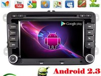 Navigatie Rns 510 Android Dedicata Vw TIGUAN Witson W2 I004 Platforma S150 Procesor Dual Core A8 1ghz 512 Ddr 2 Internet 3g Wifi Dvd Gps Tv Dvr Carkit Preluare Agenda Telefonica Functie Mirror Link Stick Wifi Cadou! Model Premium!