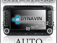NAVIGATIE RNS 510 DYNAVIN DEDICATA SKODA OCTAVIA 2 PLATFORMA D99 ANDROID 2 2 CARKIT PARROT DUAL RADIO TUNER