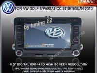 Navigatie Rns 510 Witson Dedicata Vw TIGUAN Dvd Gps Car Kit Usb Tv Afisaj Senzori Ops