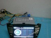 Navigatie TID 8947 Dedicata Hyundai IX35 NEW TUCSON DVD GPS CARKIT IPOD Internet