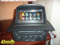 Navigatie TID 8998 Dedicata Renault Megane 2 DVD GPS Auto CARKIT