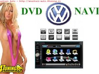 Navigatie Tti 6903i Vw GOLF 4 INTERNET 3G WI FI PANOU DETASABIL ANTIFURT Tv Tuner Dvd Gps Car Kit Usb Divx PIP