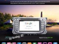 NAVIGATIE TTI 8903i DEDICATA FORD MONDEO INTERNET 3G WI FI GPS DVD TV CARKIT USB COMENZI PE VOLAN PICTURE IN PICTURE