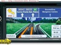 NAVIGATIE UNIVERSALA 2 DIN MACROM M DVD 5560 DVD PLAYER GPS TV CARKIT MONTAJ ASIGURAT SI LIVRARE GRATUITA
