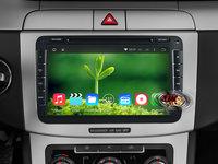 Navigatie VW Tiguan/ Polo/ Eos/ Scirocco/ Jetta/ Bora cu Android 5.1 + camera marsarier