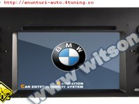 Navigatie WITSON Bmw X5 E53 INTERNET 3G WI-FI DVD GPS CAR KIT COMENZI VOLAN PICTURE IN PICTURE ANTENA TV CADOU