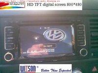 Navigatie WITSON Dedicata Vw Multivan INTERNET 3G GPS DVD CAR KIT TV