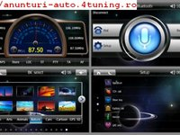 NAVIGATIE WITSON FORD MONDEO FOCUS 2008 S MAX W2 D9457F DVD GPS CARKIT TV