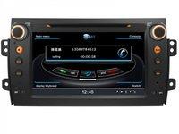 NAVIGATIE WITSON W2 C124 DEDICATA SUZUKI SX4 PLATFORMA S100 PROCESOR DUAL CORE A8 1GHZ 512 DDR 2 DVD GPS TV DVR CARKIT PRELUARE AGENDA TELEFONICA MODEL 2014