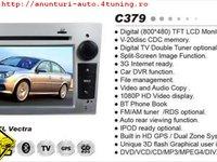 Navigatie Witson W2 C379 Dedicata Opel Vectra Signum Platforma S100 Procesor Dual Core A8 1ghz 512 Ddr 2 Dvd Gps Tv Dvr Carkit Preluare Agenda Telefonica