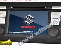 Navigatie WITSON W2-D763X Dedicata Suzuki SWIFT Tv Tuner Dvd Gps Car Kit Usb Divx MODEL 2013
