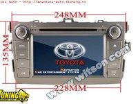NAVIGATIE WITSON W2 D9116T DEDICATA HYUNDAI TOYOTA COROLLA DVD GPS TV CARKIT PRELUARE AGENDA TELEFONICA MODEL 2014