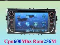 Navigatie WITSON W2 D9457F Dedicata Ford Mondeo Internet 3g Gps Dvd Carkit Preluare Agenda Rama Neagra