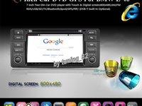 Navigatie Witson W2-D9746B BMW SERIA 3 E46 INTERNET 3G WIFI DVD Gps Carkit Tv Usb COMENZI PE VOLAN MODEL 2012