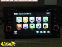 Navigatie WITSON W2-D9764A Dedicata Seat Exeo Internet 3g Wifi Dvd Gps Carkit Tv Comenzi Pe Volan Model 2013