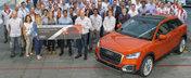 Nemtii de la Audi au inceput productia celui mai mic SUV al lor la uzina din Ingolstadt