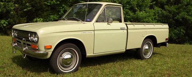 Nissan ne spune povestea unui Datsun 1600 din '71