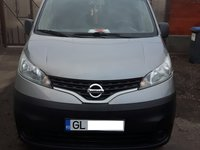 Nissan NV200 1.5 DCI 2012