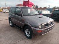 Nissan Terrano II - 2.7TDI 4x4 Clima LKW 1999