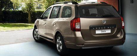 Noua Dacia Logan MCV: Un break modern si functional