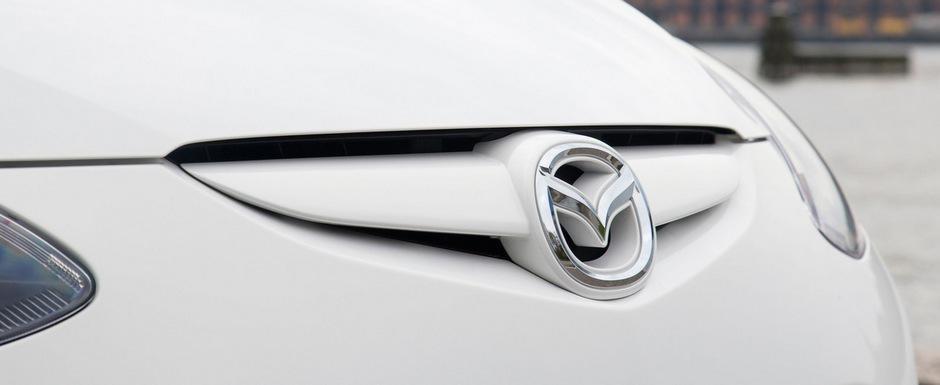 Noua generatie Mazda2 va avea o platforma CX-5 modificata