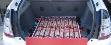 Noua moda: furtul acumulatorilor de pe masinile electrice