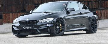 Noul BMW M4 de la G-Power are 520 CP, promite 325+ km/h