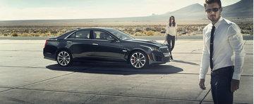 Noul Cadillac CTS-V 2016 de 640 cp zdrobeste orice BMW M5 si prinde 322 km/h