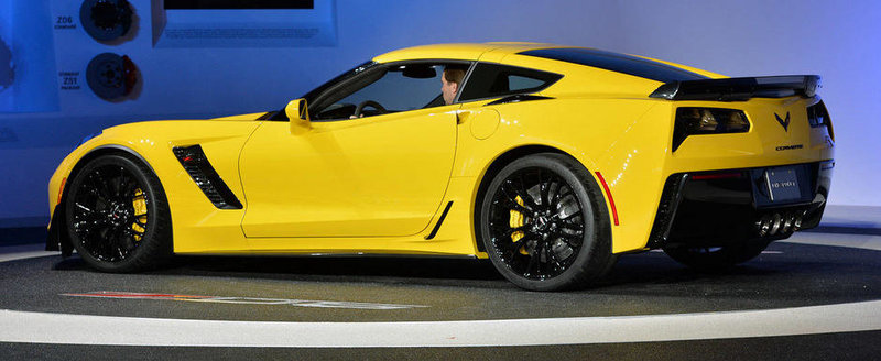 Noul Corvette Z06 se anunta mai greu decat predecesorul sau