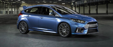 Noul Focus RS se anunta un succes comercial de proportii