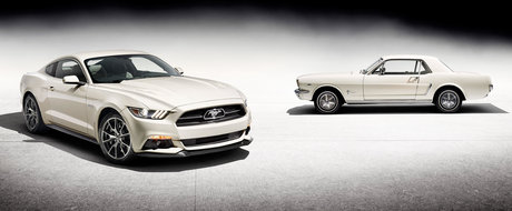 Noul Ford Mustang 2.3 EcoBoost costa 35.000 de Euro cu TVA in Romania