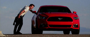 Noul Ford Mustang primeste un rol in filmul Need for Speed!