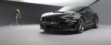 Noul Ford Mustang trece si pe la Roush pentru cateva modificari