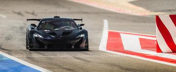 Noul McLaren P1 GTR este genul de masina pentru care merita sa ucizi