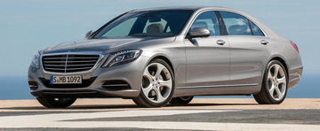 Noul Mercedes S-Class se vinde ca painea calda