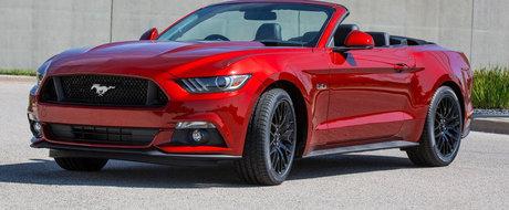 Noul Mustang se vinde ca painea calda, anunta cu mandrie Ford