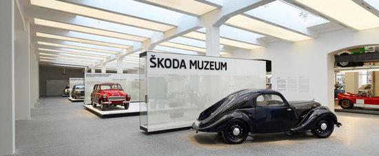 Noul Muzeu SKODA: experimentati universul multimedia al marcii
