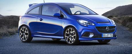 Noul Opel Corsa OPC ridica stacheta la 207 CP si 280 Nm