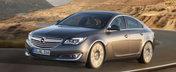 Noul Opel Insignia are un pret care incepe de la 17.085 Euro