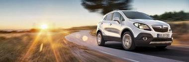 Noul Opel Mokka - Agilitate ridicata, consum redus