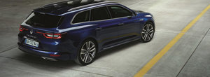 Noul Renault Talisman Estate debuteaza oficial, arata intr-un mare fel