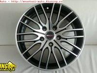 Noutate 2013 167 Euro Bucata Jante Aliaj Noi Borbet CW4 Black 5x120 8x17