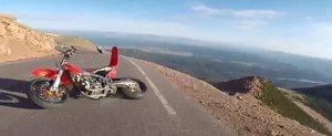 O Honda cazuta din Rai pune bete in roate la Pikes Peak