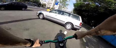 O p!**a de biciclete! Pista din Pantelimon, o bataie de joc, marca Neculai Ontanu